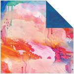 Kaisercraft - Chase Rainbows Collection - 12 x 12 Double Sided Paper - Hue