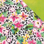 Kaisercraft - Say Aloha Collection - 12 x 12 Double Sided Paper - Rainforest
