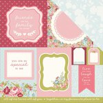 Kaisercraft - Secret Garden Collection - 12 x 12 Double Sided Paper - Path