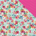 Kaisercraft - Fiesta Collection - 12 x 12 Double Sided Paper - Pinata