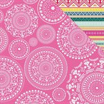 Kaisercraft - Fiesta Collection - 12 x 12 Double Sided Paper - Siesta