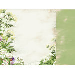 Kaisercraft - Botanica Collection - 12 x 12 Double Sided Paper - Plant