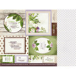 Kaisercraft - Botanica Collection - 12 x 12 Double Sided Paper - Botany