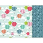 Kaisercraft - Little One Collection - 12 x 12 Double Sided Paper - Harry
