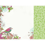 Kaisercraft - Fly Free Collection - 12 x 12 Double Sided Paper - QT
