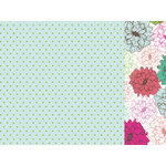 Kaisercraft - Fly Free Collection - 12 x 12 Double Sided Paper - Friend