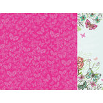 Kaisercraft - Fly Free Collection - 12 x 12 Double Sided Paper - Partner