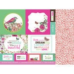 Kaisercraft - Fly Free Collection - 12 x 12 Double Sided Paper - Confidante
