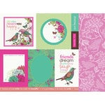 Kaisercraft - Fly Free Collection - 12 x 12 Double Sided Paper - Sister