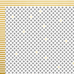 Kaisercraft - A Touch of Gold Collection - 12 x 12 Double Sided Paper - Gleam