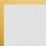 Kaisercraft - A Touch of Gold Collection - 12 x 12 Double Sided Paper - Classy