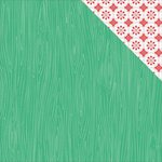 Kaisercraft - Holly Jolly Collection - Christmas - 12 x 12 Double Sided Paper - Joyous