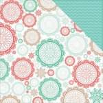 Kaisercraft - Holly Jolly Collection - Christmas - 12 x 12 Double Sided Paper - Gleeful