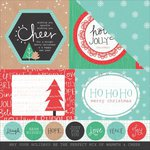 Kaisercraft - Holly Jolly Collection - Christmas - 12 x 12 Double Sided Paper - Sprightly