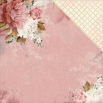 Kaisercraft - Ma Cherie Collection - 12 x 12 Double Sided Paper - Darling