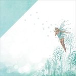 Kaisercraft - Fairy Dust Collection - 12 x 12 Double Sided Paper - Sparkly