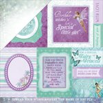 Kaisercraft - Fairy Dust Collection - 12 x 12 Double Sided Paper - Star Dust