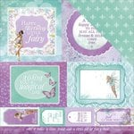 Kaisercraft - Fairy Dust Collection - 12 x 12 Double Sided Paper - Fairy Wishes