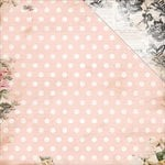 Kaisercraft - Treasured Moments Collection - 12 x 12 Double Sided Paper - Recollection