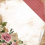 Kaisercraft - Treasured Moments Collection - 12 x 12 Double Sided Paper - Wonder