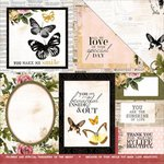 Kaisercraft - Treasured Moments Collection - 12 x 12 Double Sided Paper - Nostalgia