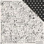 Kaisercraft - Hashtag Me Collection - 12 x 12 Double Sided Paper - Achievement