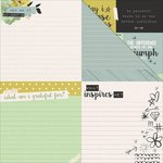 Kaisercraft - Hashtag Me Collection - 12 x 12 Double Sided Paper - Encourage