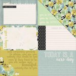 Kaisercraft - Hashtag Me Collection - 12 x 12 Double Sided Paper - Dreams