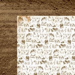 Kaisercraft - Old Mac Collection - 12 x 12 Double Sided Paper - Animals