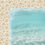 Kaisercraft - Coastal Escape Collection - 12 x 12 Double Sided Paper - Underwater