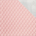 Kaisercraft - Cottage Rose Collection - 12 x 12 Double Sided Paper - Quilt