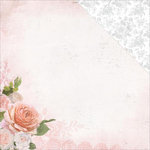 Kaisercraft - Cottage Rose Collection - 12 x 12 Double Sided Paper - Fragrant