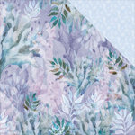 Kaisercraft - Mermaid Tails Collection - 12 x 12 Double Sided Paper - Coral Reef
