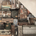Kaisercraft - Just Landed Collection - 12 x 12 Double Sided Paper - Baggage