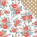 Kaisercraft - Boho Dreams Collection - 12 x 12 Double Sided Paper - Wild