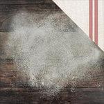 Kaisercraft - Bon Appetit Collection - 12 x 12 Double Sided Paper - Floured