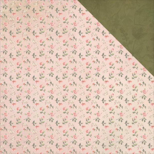Kaisercraft - Mademoiselle Collection - 12 x 12 Double Sided Paper - Blossoms