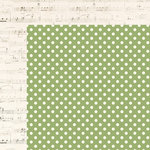 Kaisercraft - Silent Night Collection - Christmas - 12 x 12 Double Sided Paper - Making a List