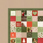 Kaisercraft - Silent Night Collection - Christmas - 12 x 12 Double Sided Paper - Dec 25th