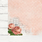 Kaisercraft - Ooh La La Collection - 12 x 12 Double Sided Paper - Belle