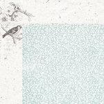 Kaisercraft - Ooh La La Collection - 12 x 12 Double Sided Paper - Bonjour