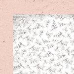 Kaisercraft - Ooh La La Collection - 12 x 12 Double Sided Paper - Je t'aime