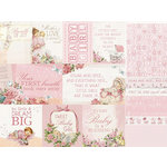 Kaisercraft - Peek-A-Boo Collection - 12 x 12 Double Sided Paper - Young One