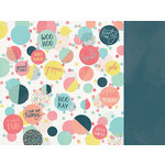 Kaisercraft - Party Time Collection - 12 x 12 Double Sided Paper - Confetti