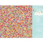 Kaisercraft - Party Time Collection - 12 x 12 Double Sided Paper - 100's and 1000's