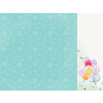 Kaisercraft - Party Time Collection - 12 x 12 Double Sided Paper - Fireworks