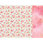 Kaisercraft - Party Time Collection - 12 x 12 Double Sided Paper - Cotton Candy