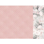 Kaisercraft - P.S. I Love You Collection - 12 x 12 Double Sided Paper - Courtship