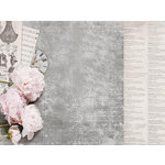 Kaisercraft - P.S. I Love You Collection - 12 x 12 Double Sided Paper - Beloved