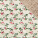 Kaisercraft - Island Escape Collection - 12 x 12 Double Sided Paper - Aloha